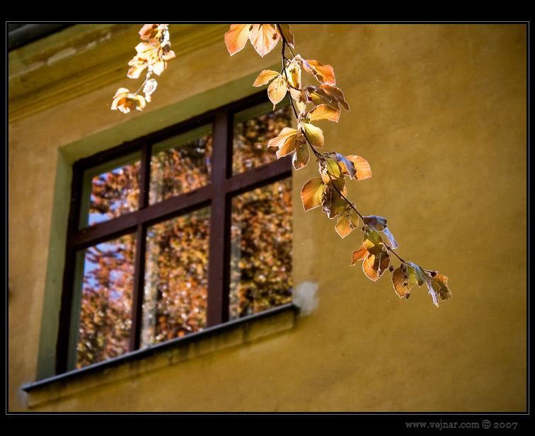 Liberec okno