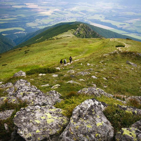 Vysoké Tatry foto